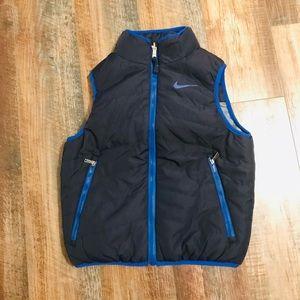 NWOT Reversible Nike Puffer Vest